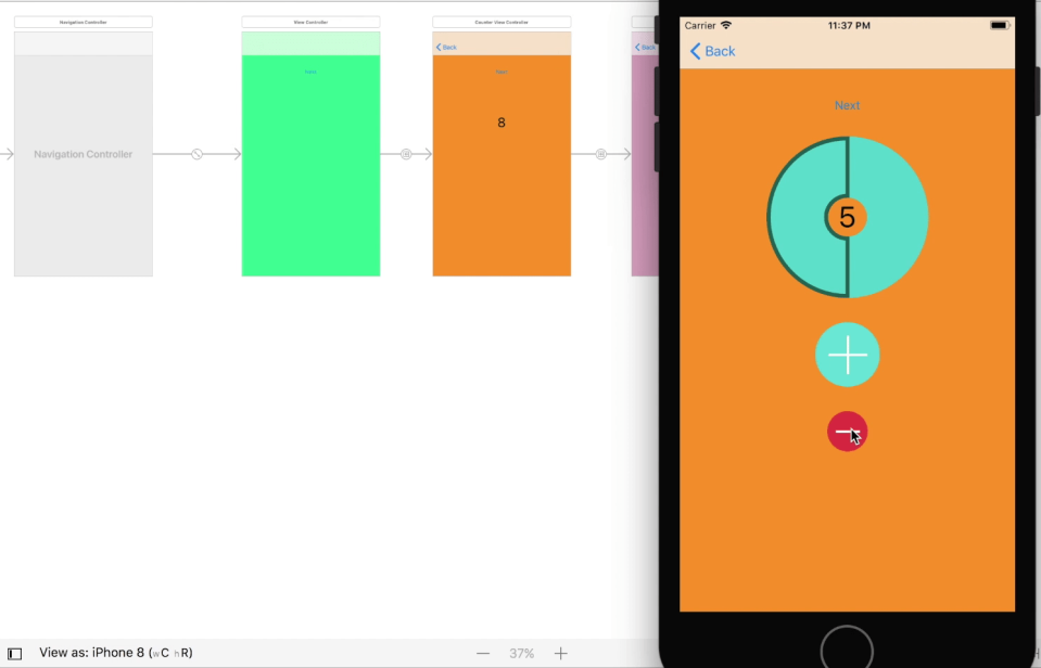 Drawing Lines With Core Graphics : Core graphics drawing app and game dev
